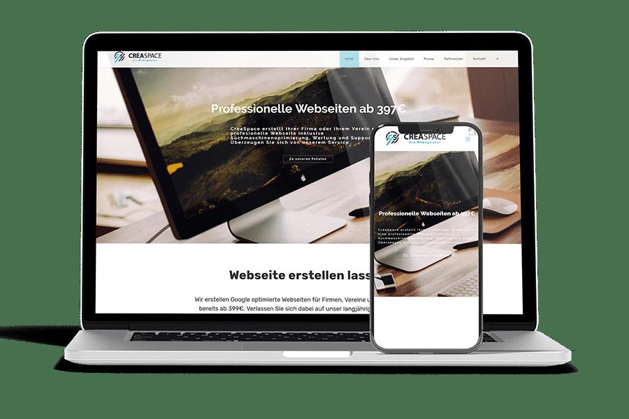 Professionelle Webseiten aus Heilbronn erstellen lassen